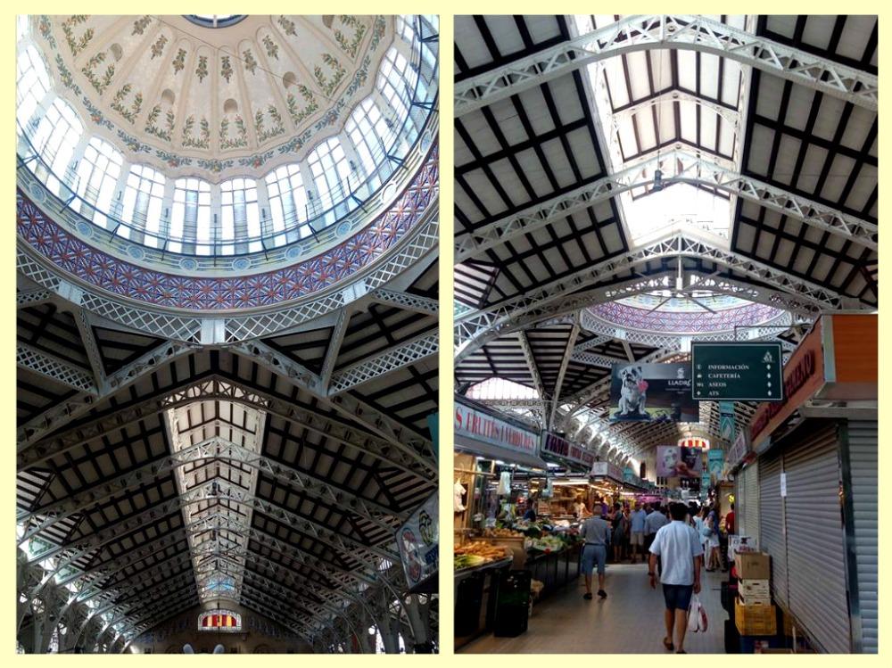 Market's interior