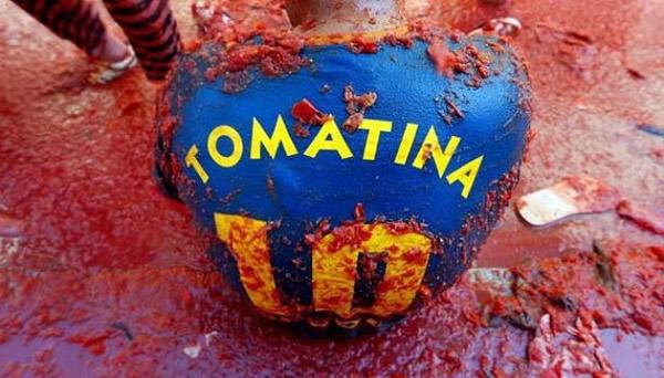 Team Tomatina